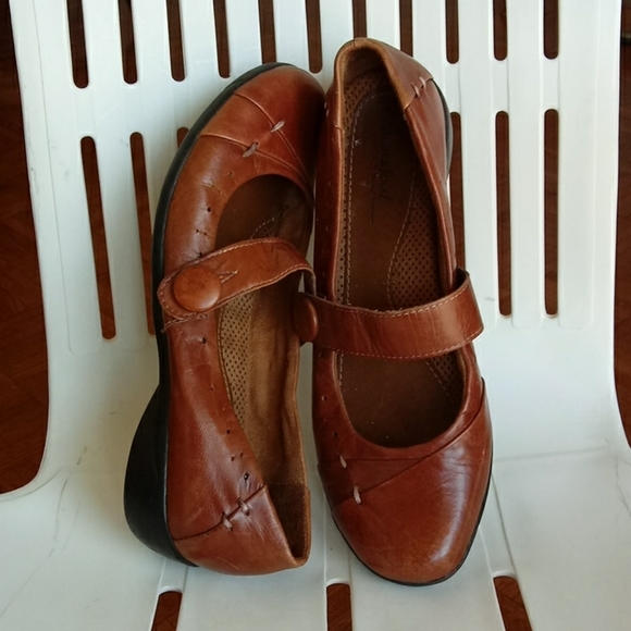 Natural Soul by Naturalizer leather shoes